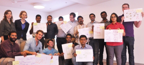 SwissnexIndia AIT program - Nov 2014